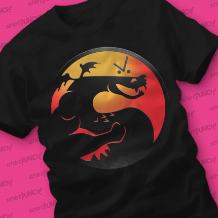 ShirtPunch: Trogdor Kombat