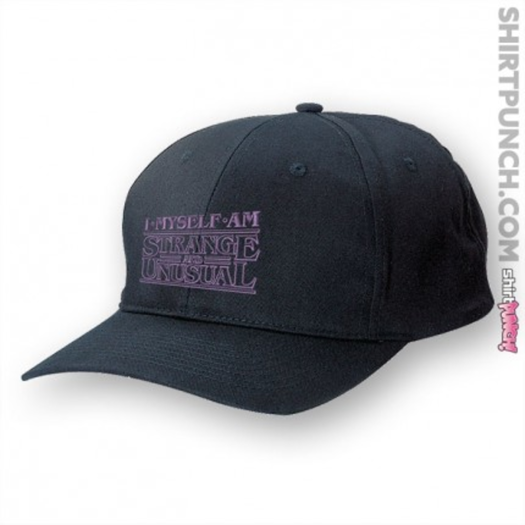 ShirtPunch: Strange and Unusual Hat
