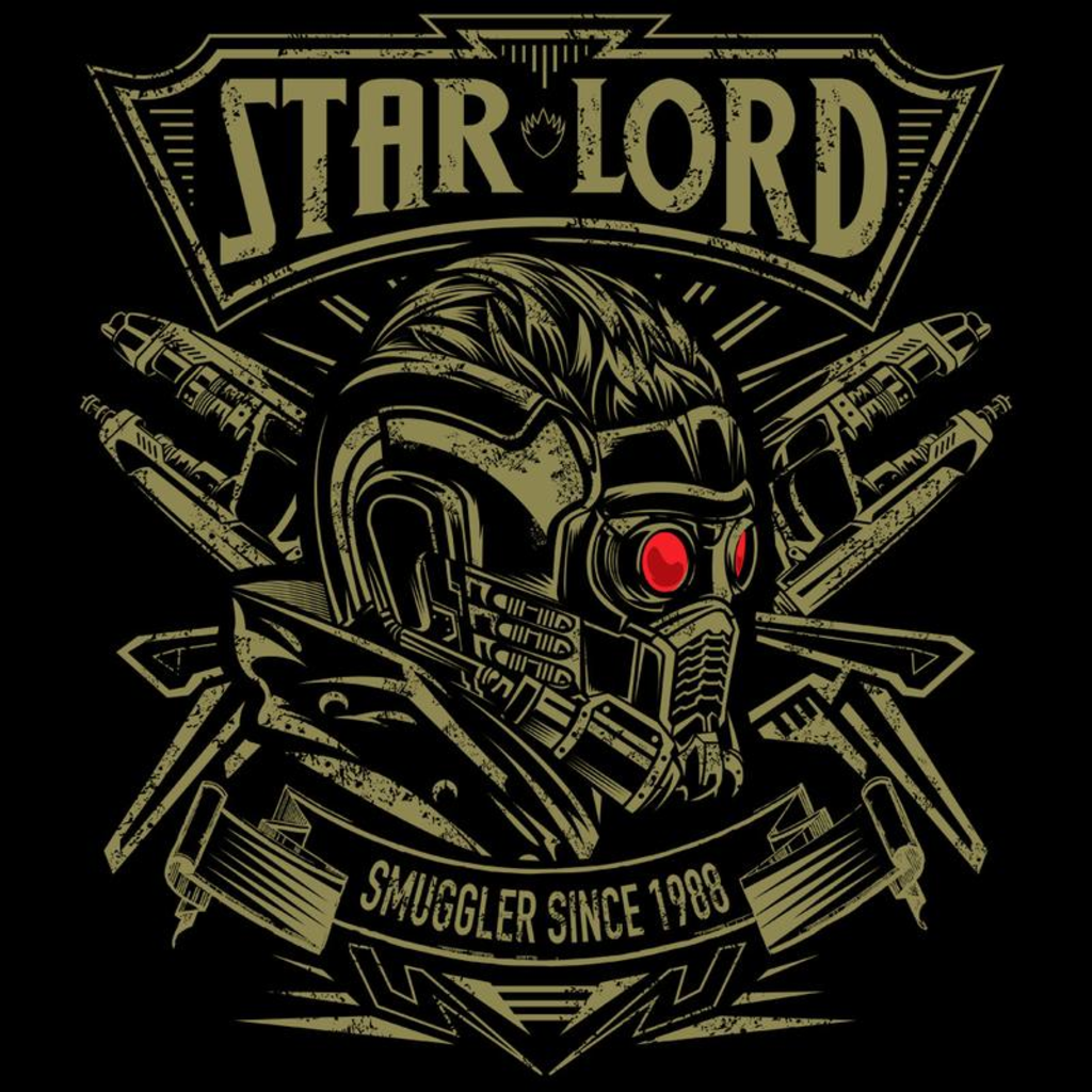 Curious Rebel: Star Lord
