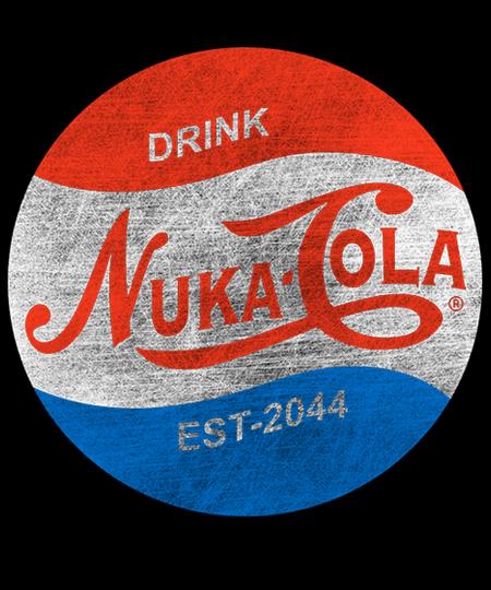 Qwertee: Nuka Cola Classic