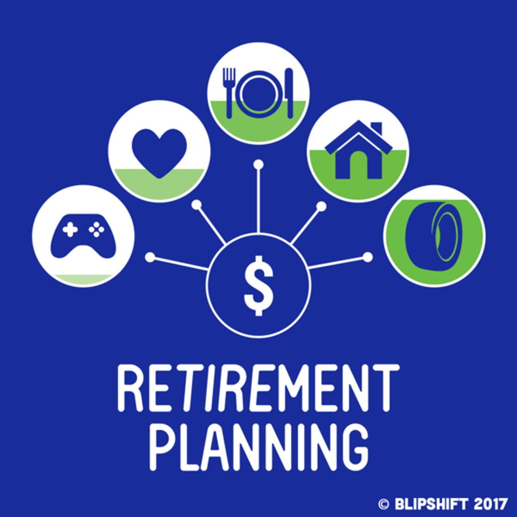 blipshift: ReTirement Planning