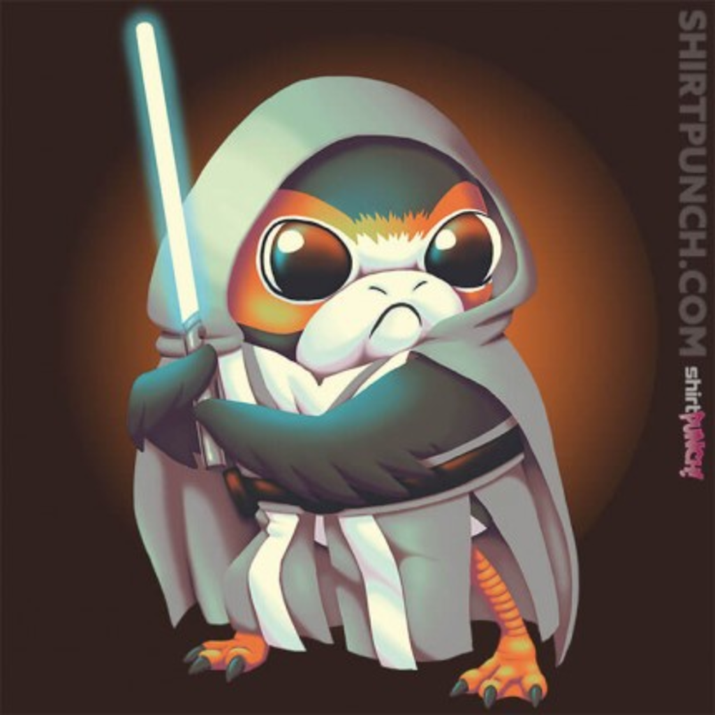 ShirtPunch: The Last Porg
