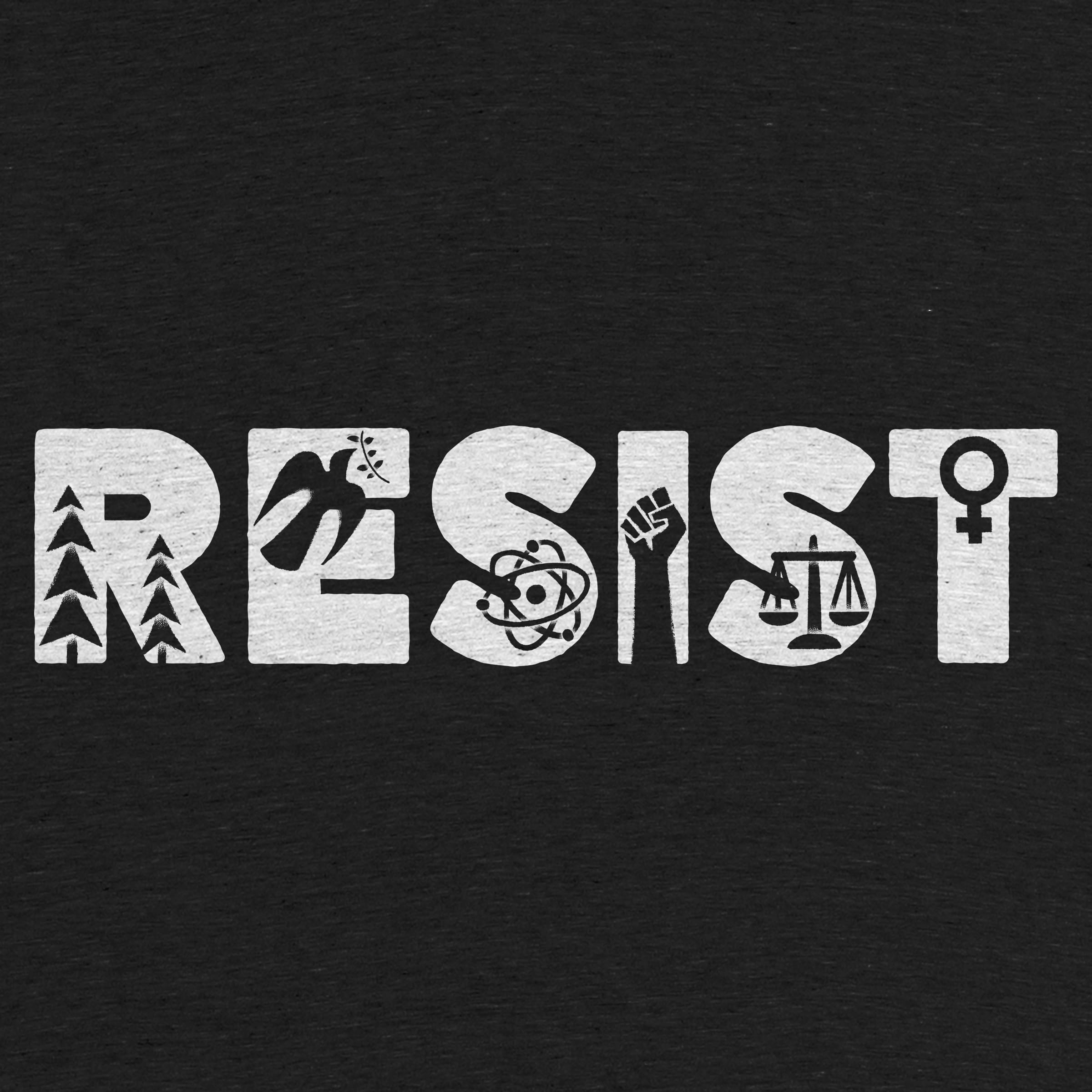 Cotton Bureau: RESIST