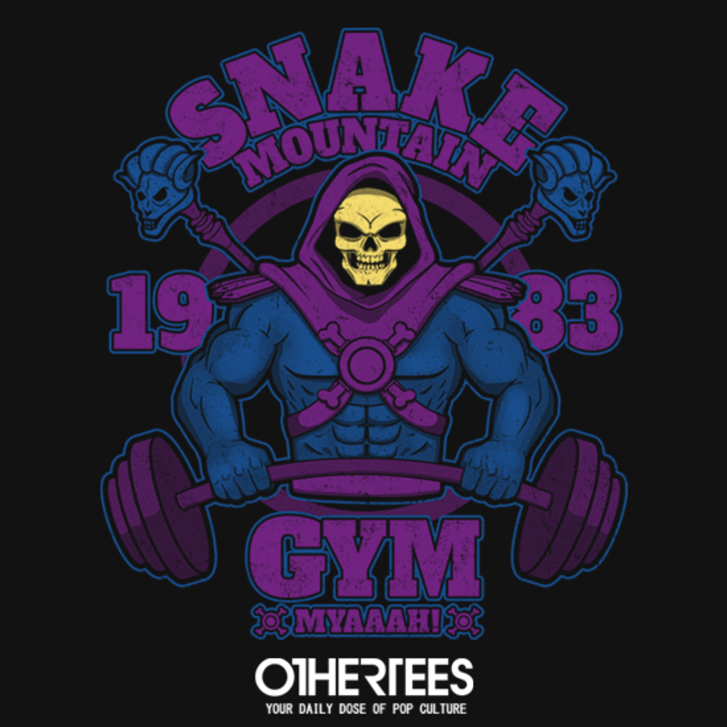 OtherTees: Snake Mountain Gym