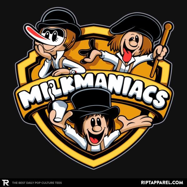 Ript: Milkmaniacs