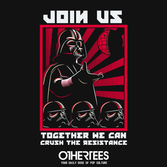 OtherTees: Crush the Resistance
