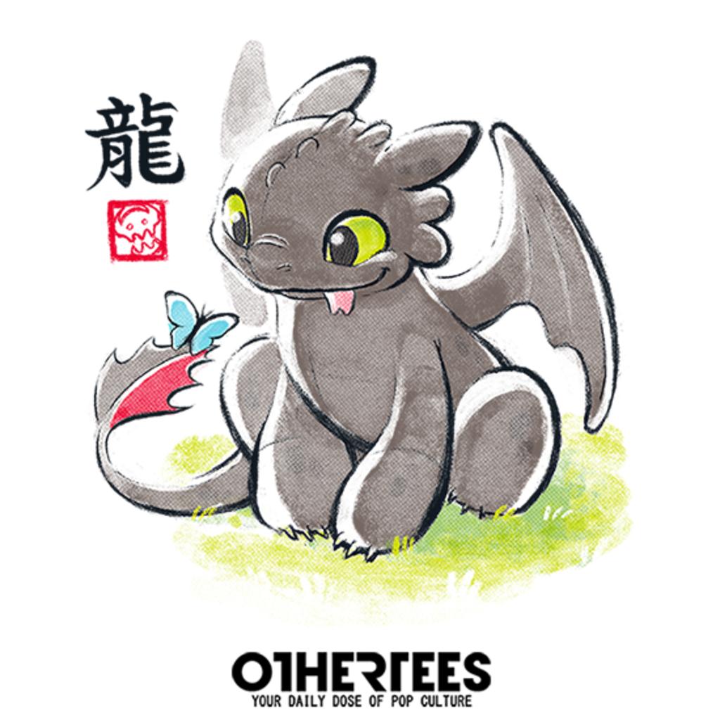 OtherTees: Dragon Ink