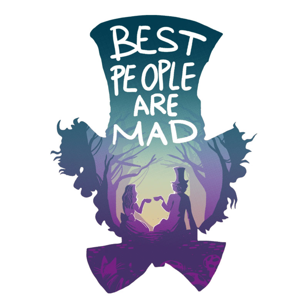 Pampling: Best People are Mad