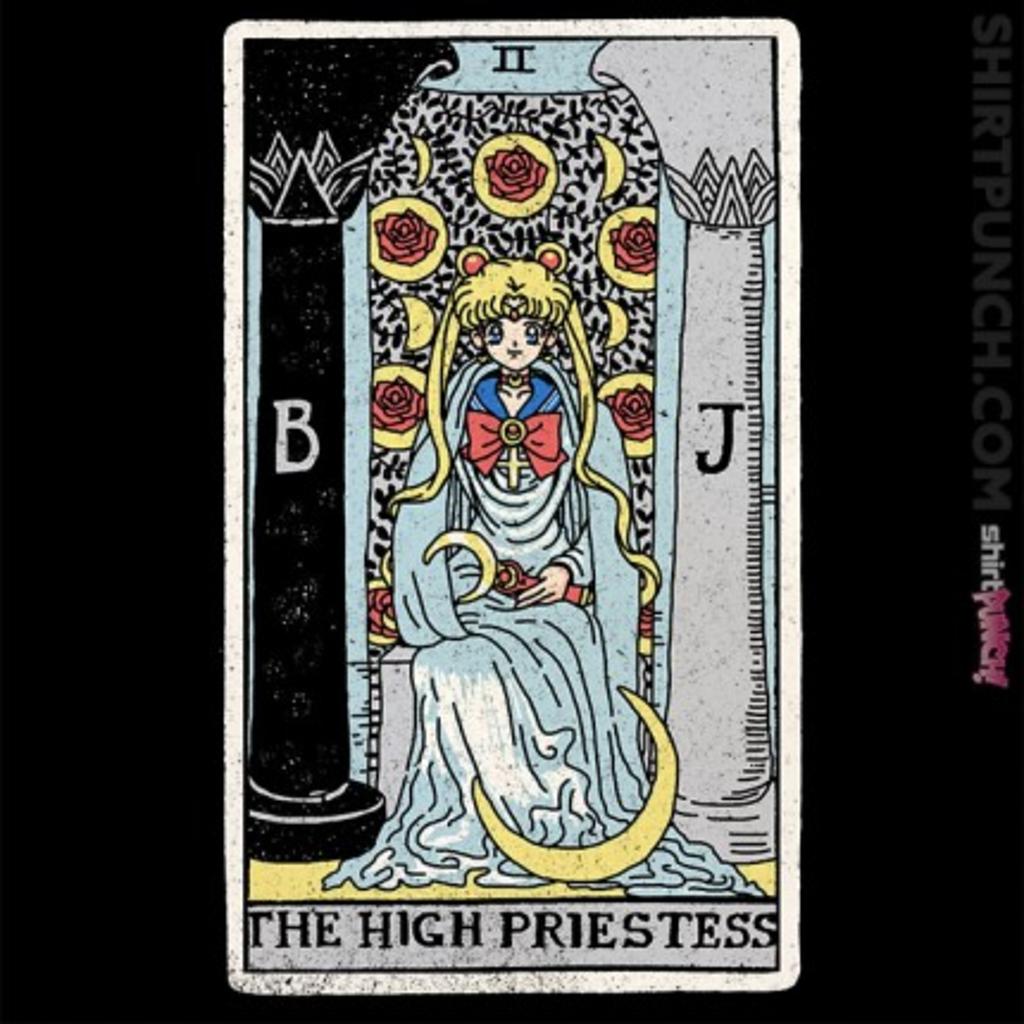 ShirtPunch: The High Priestess