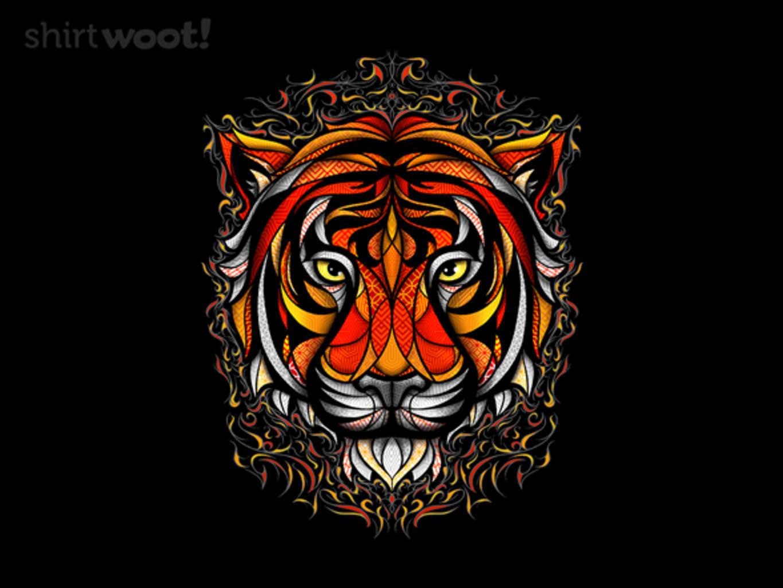 Woot!: Patternal Tiger