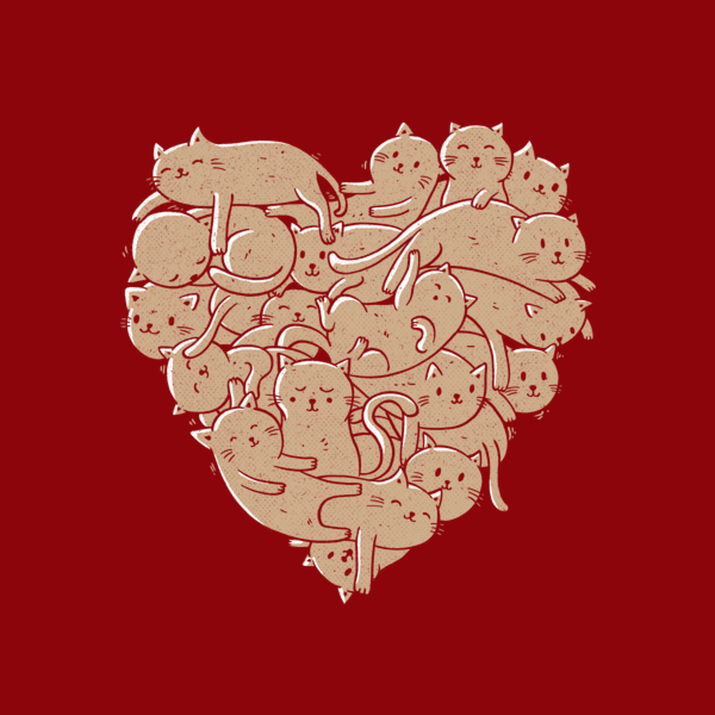 NeatoShop: I Love Cats Heart