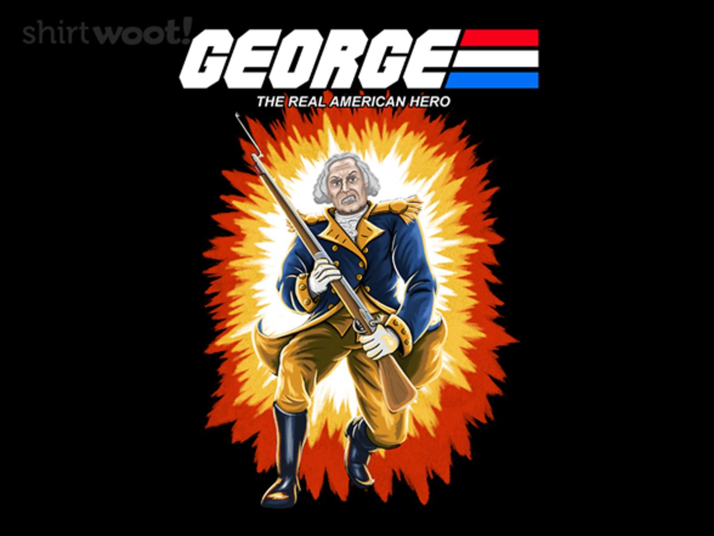 Woot!: GI George