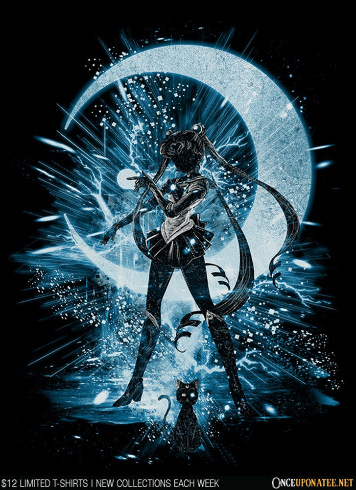 Once Upon a Tee: Sailor Storm