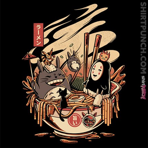 ShirtPunch: Ramen Pool Party