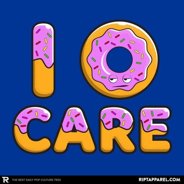 Ript: I Donut Care