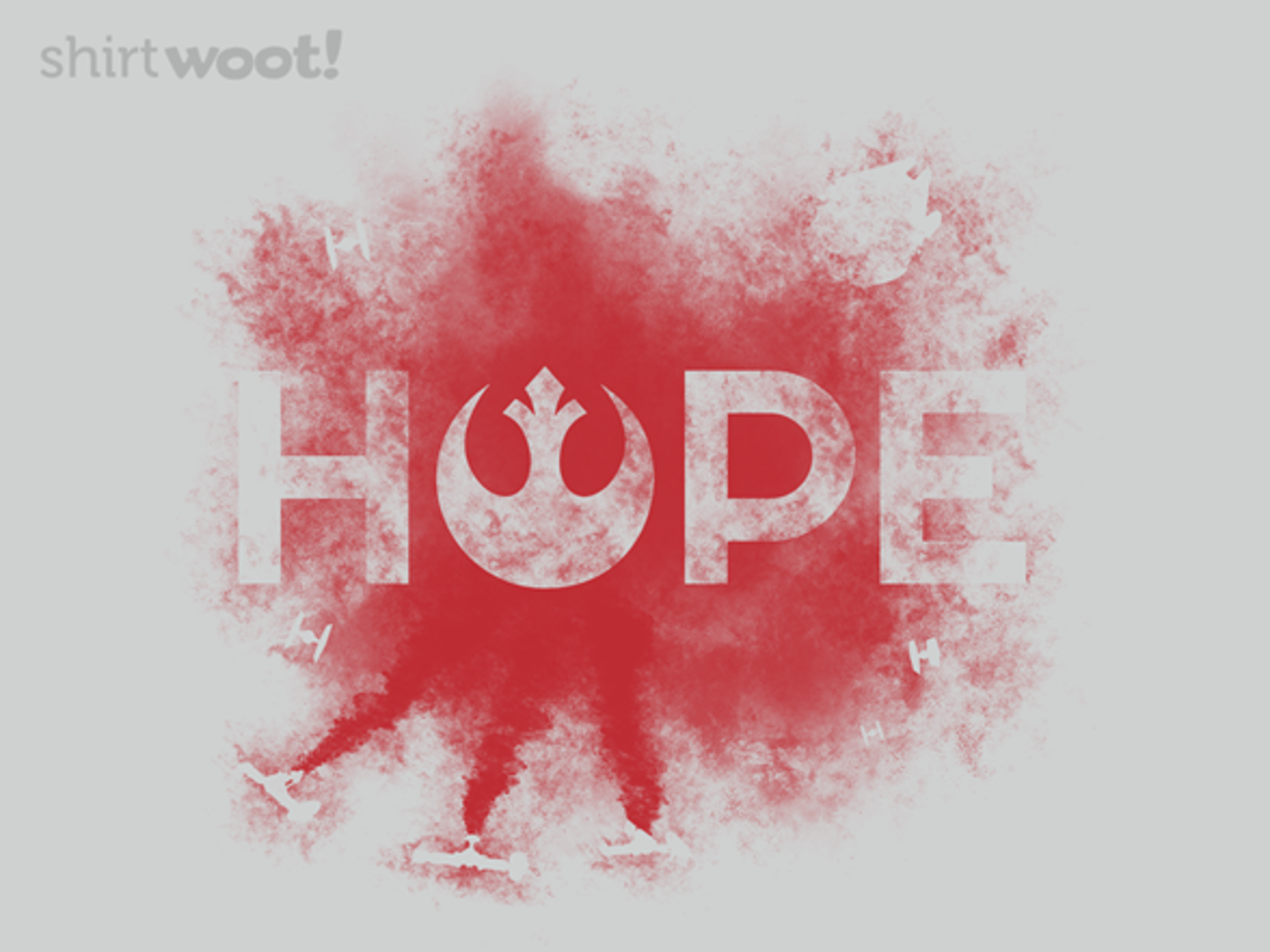 Woot!: The Last Hope - $15.00 + Free shipping