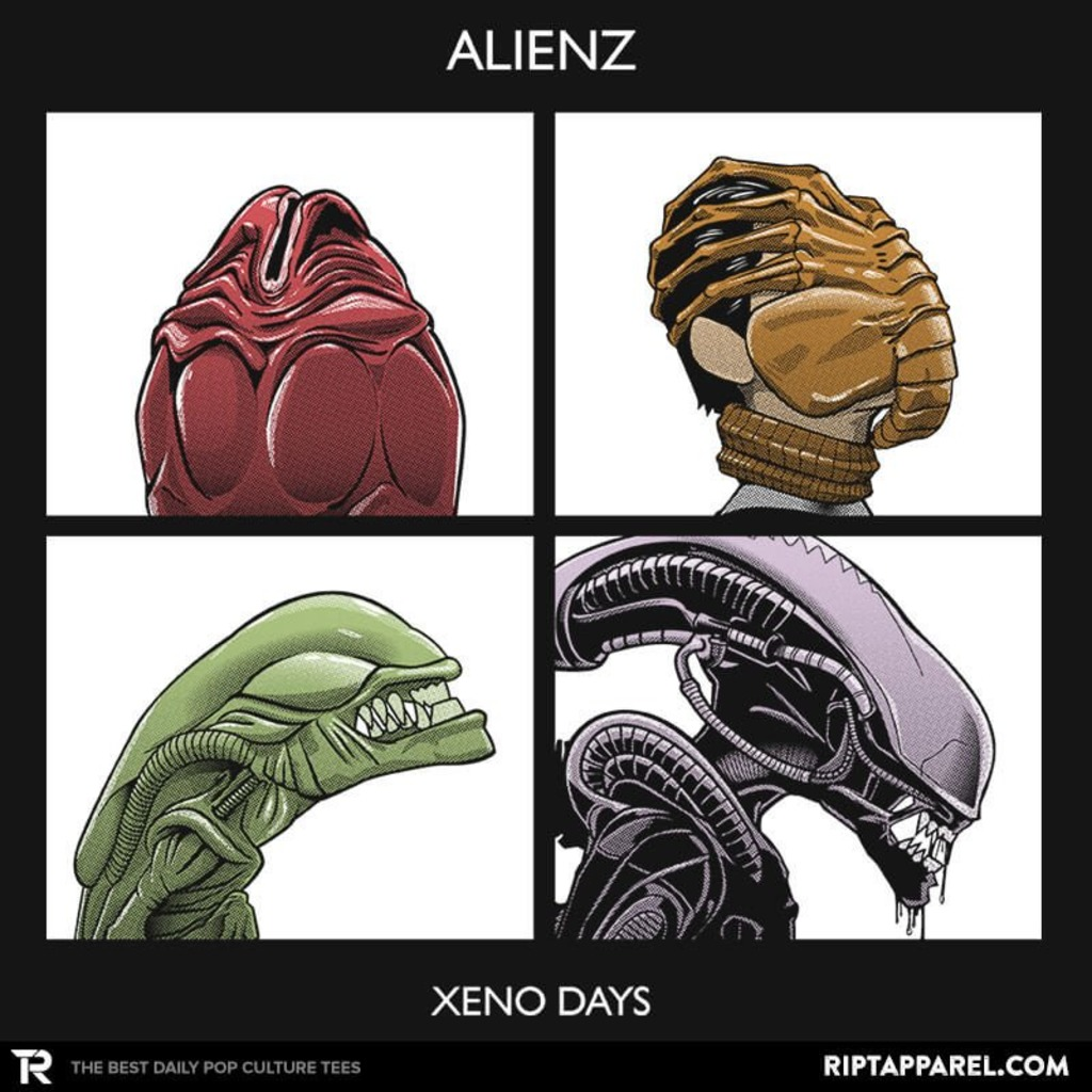 Ript: Xeno Days