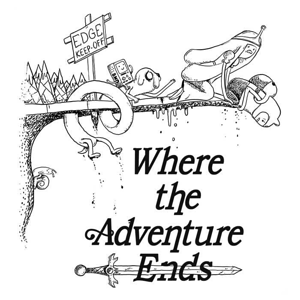 Once Upon a Tee: Where the Adventure Ends