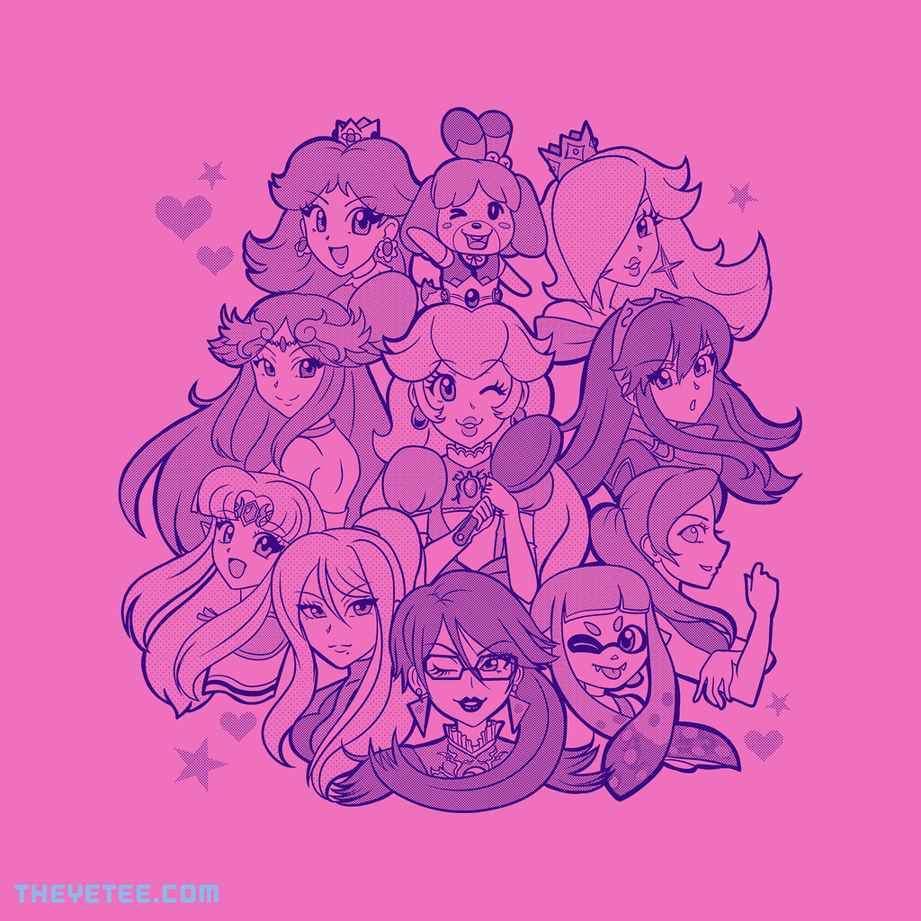 The Yetee: Smash Sisters