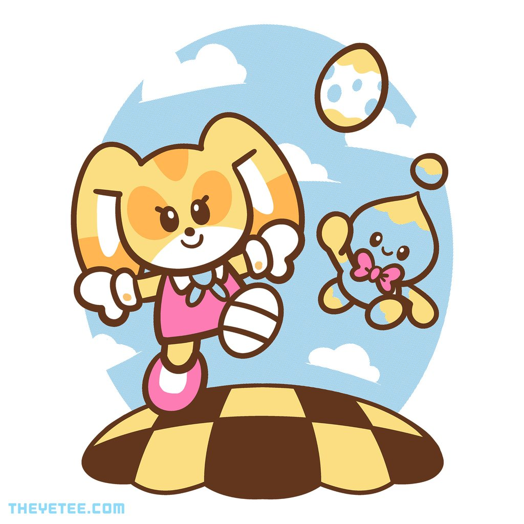 The Yetee: Cheese Buds