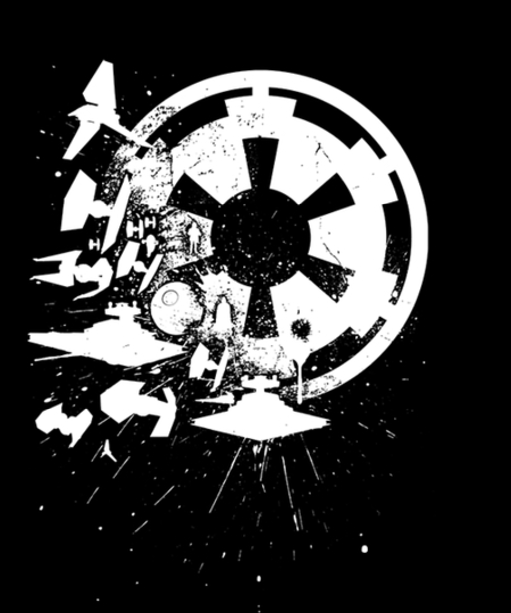 Qwertee: Imperial Revenge