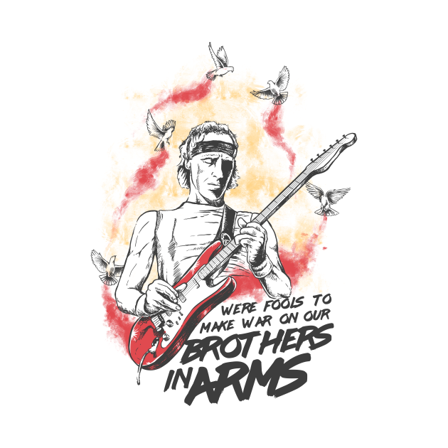 TeePublic: Brothers in Arms
