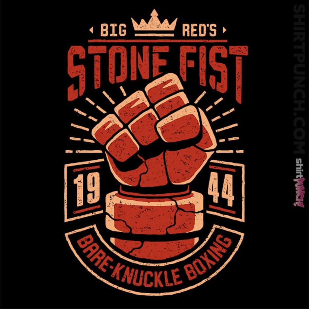 ShirtPunch: Stone Fist Boxing