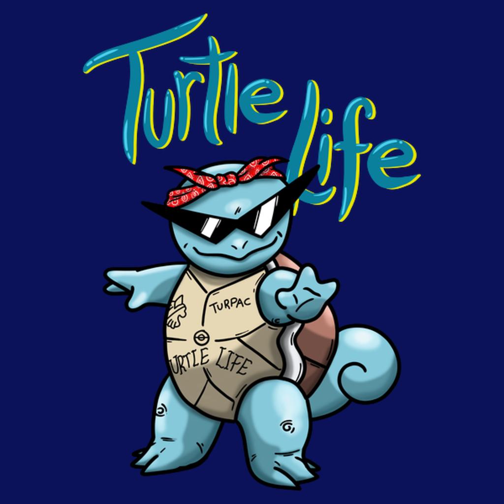NeatoShop: Turtle Life