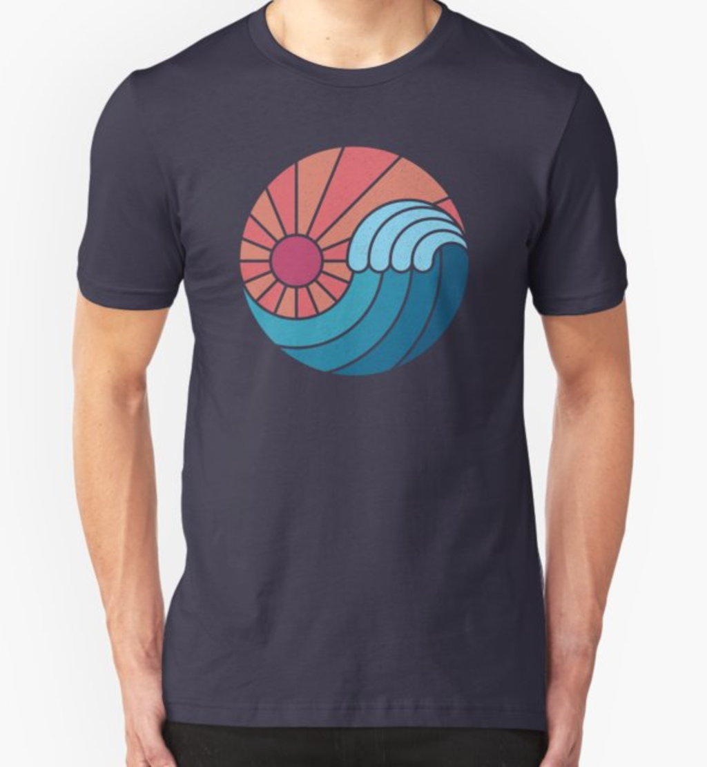 RedBubble: Sun & Sea