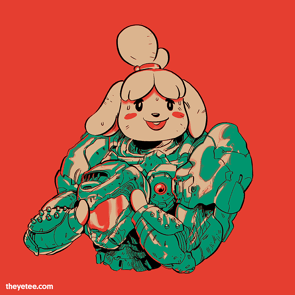 The Yetee: The Feared One
