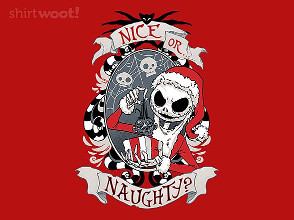 Woot!: Naughty