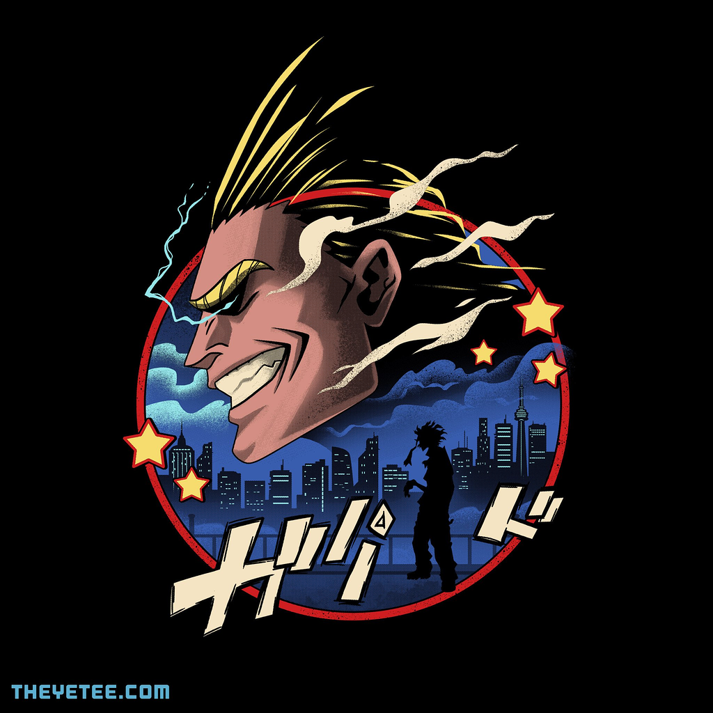 The Yetee: Symbol of Peace