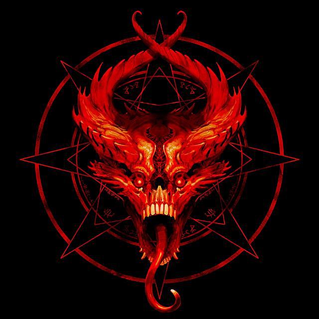 The Yetee: Hell Skull