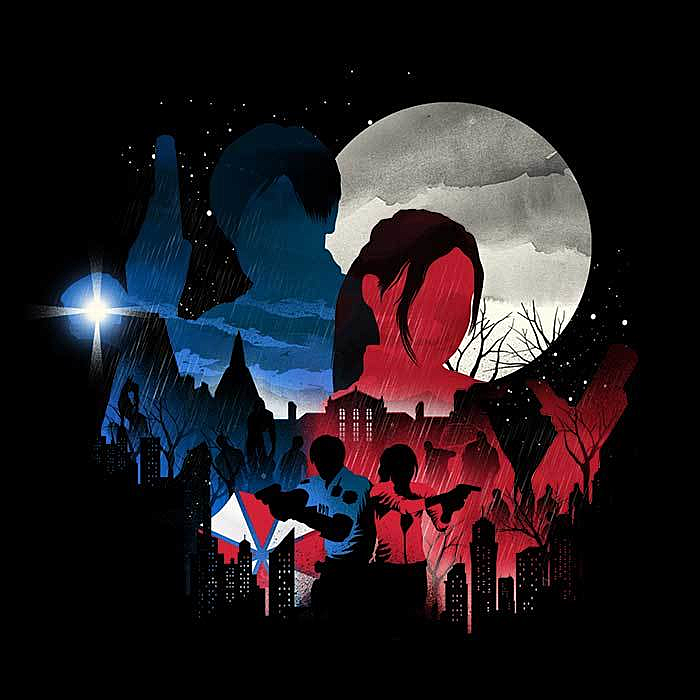 Once Upon a Tee: Evil Silhouette