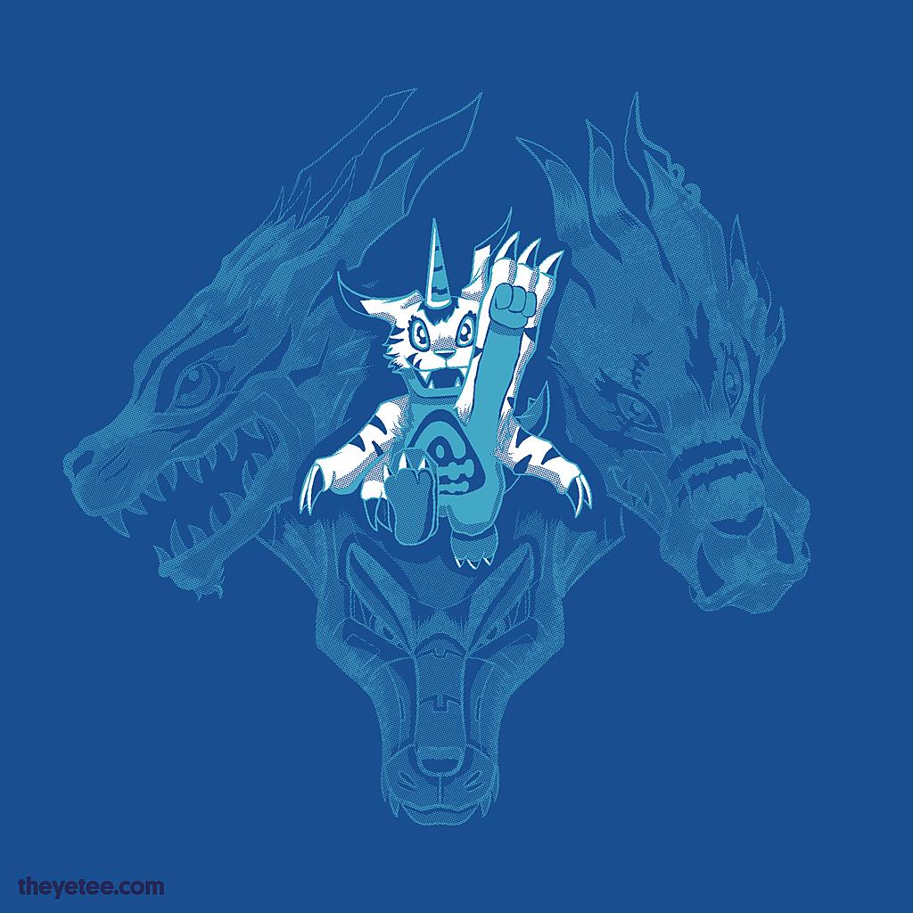 The Yetee: Three Wolf Mon
