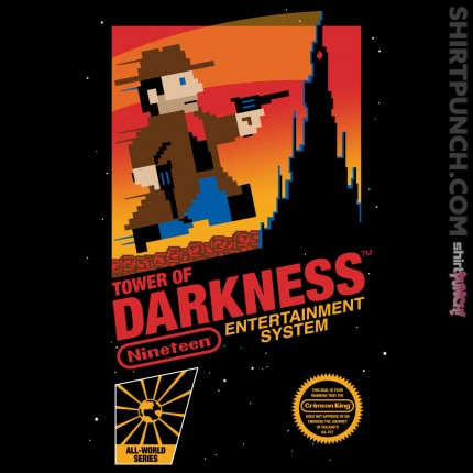 ShirtPunch: Tower of Darkness