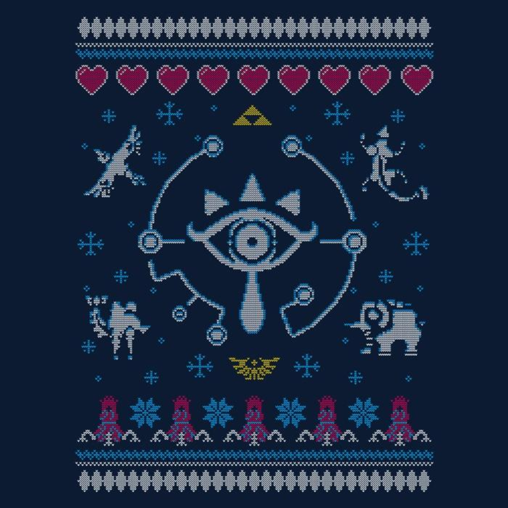 Once Upon a Tee: Ugly Guardian Sweater