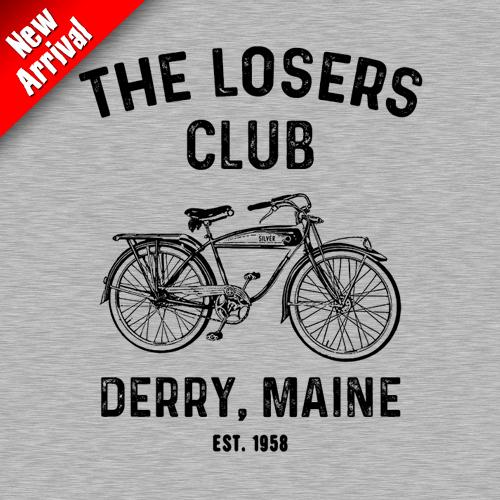 Five Finger Tees: The Losers Club T-Shirt