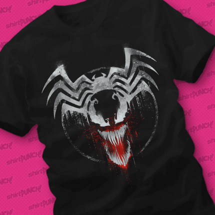 ShirtPunch: Venom Graffiti