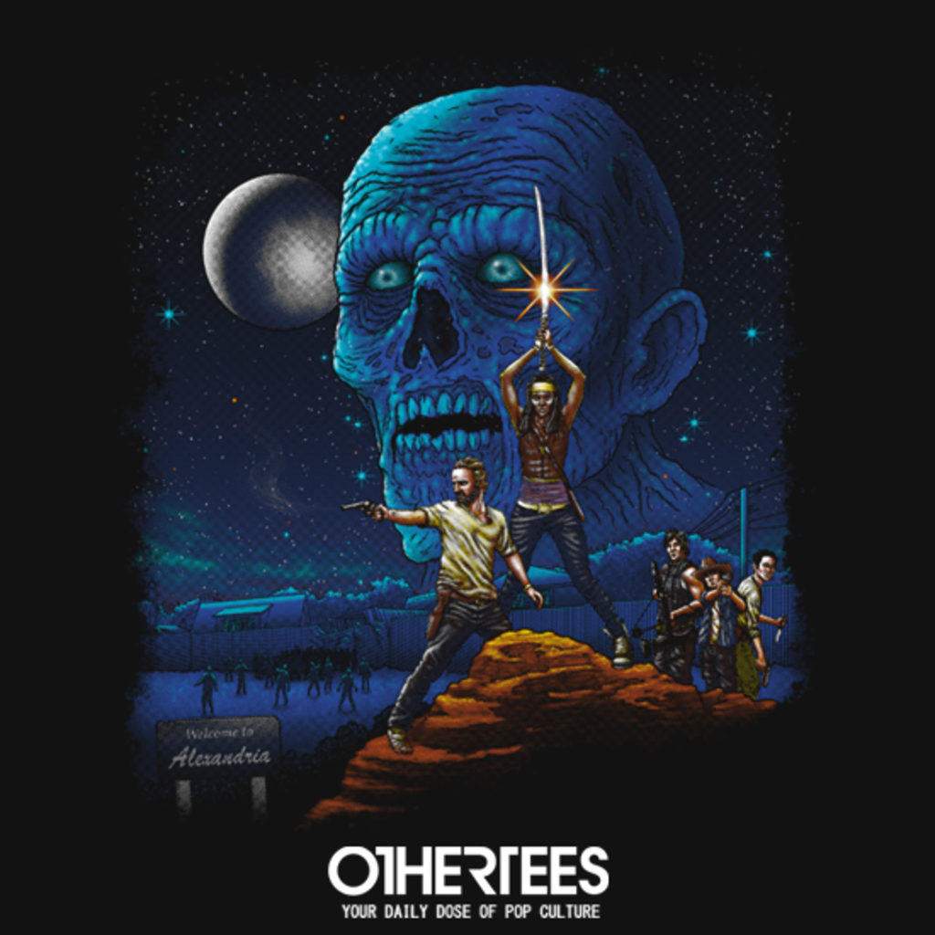 OtherTees: Dead Wars