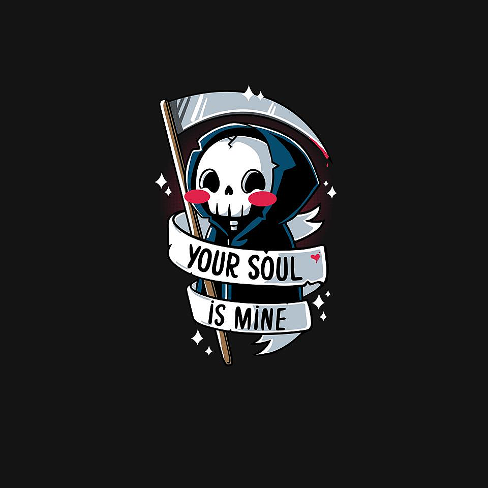 TeeFury: Your Soul