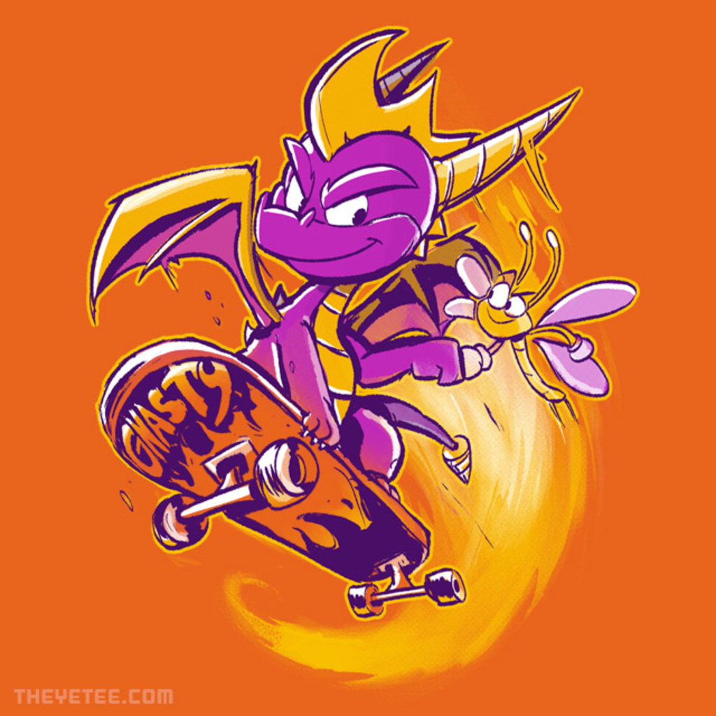 The Yetee: Gnasty Moves