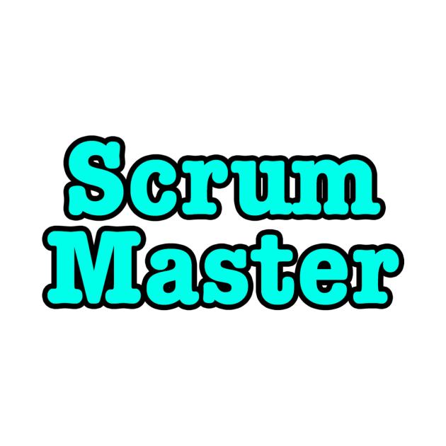 TeePublic: Scrum Master