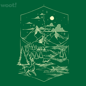 Woot!: Canadian Forest
