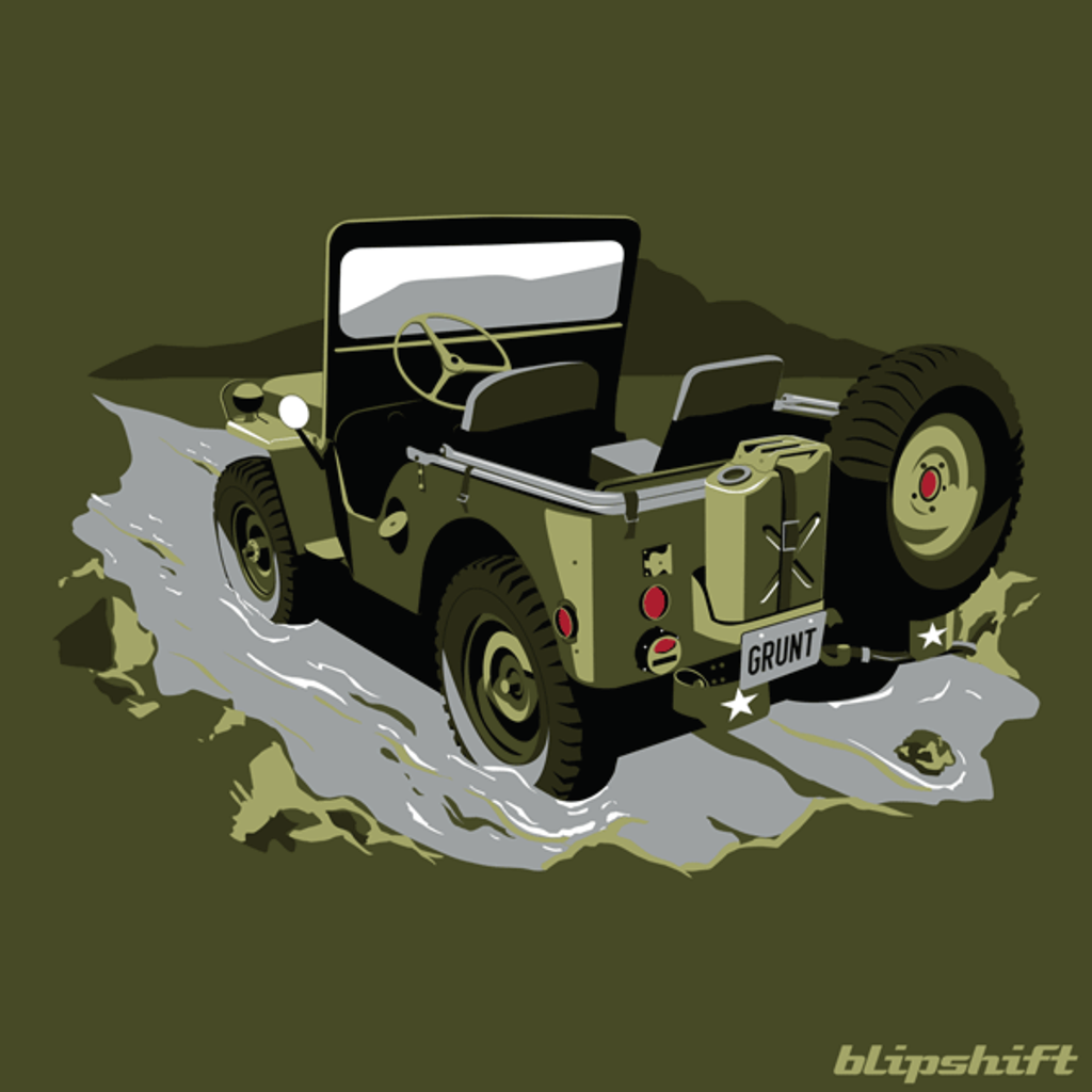 blipshift: Wet Willys