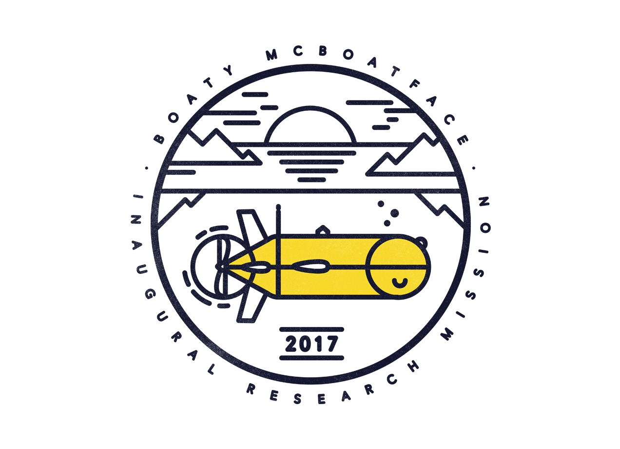 Threadless: Boaty McBoatface Launch