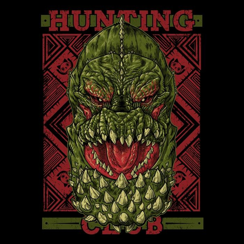 Once Upon a Tee: Hunting Club: DevilJho