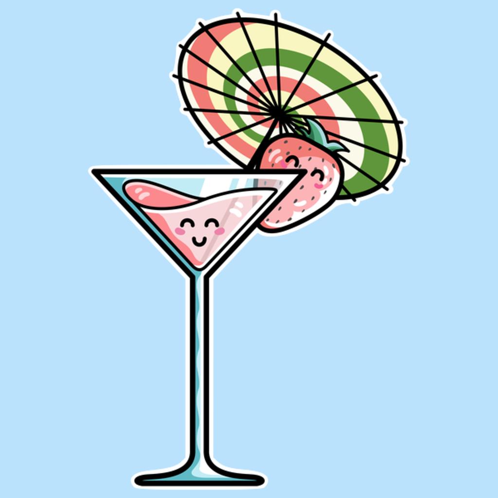 NeatoShop: Kaylee's Strawberry Cocktail
