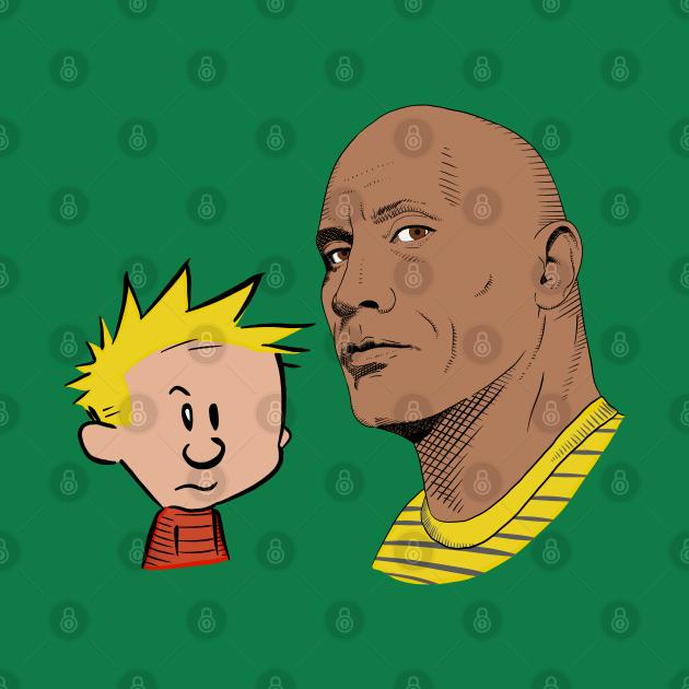 TeePublic: Calvin and Hobbs