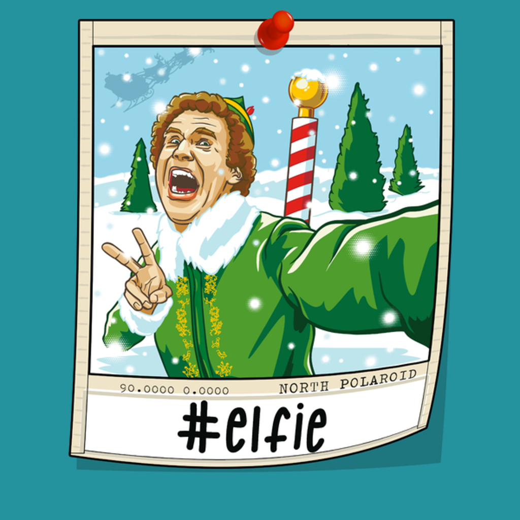 NeatoShop: Take an Elfie